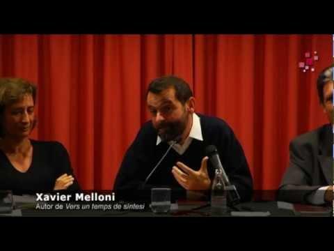 Presentació del llibre 'Vers un temps de síntesi' a Barcelona