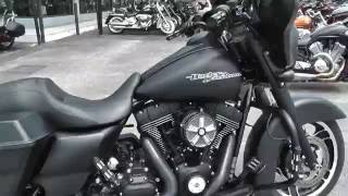 1. 665927 - 2012 Harley Davidson Street Glide FLHX - Used Motorcycle For Sale