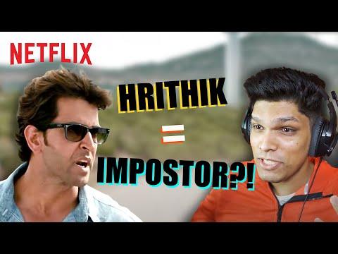 @Mythpat Dubs ZNMD | Among Us with Hrithik Roshan, Farhan Akhtar, Abhay Deol | Netflix India