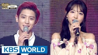 Video Special Collaboration - ChanYeol & NaYeon [Music Bank / 2016.06.24] MP3, 3GP, MP4, WEBM, AVI, FLV Maret 2018