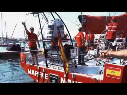 Leg 1 Start Replay   Volvo Ocean Race 2014-15