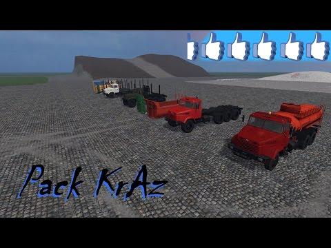 KrAZ Pack v1.0