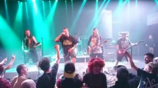 Video KONFRONT - Vstávaj live 8. 2. 2017 (Lucerna Music Bar, Praha)