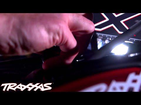 Traxxas X-Maxx Innovation Series: Body Mounts