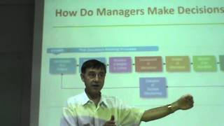Principles Of Management - Lecture 08