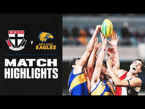 St Kilda v West Coast Highlights | Round 17, 2020 | AFL