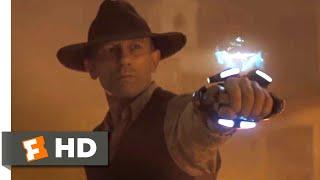 Nonton Cowboys   Aliens  2011    Ufo Attack Scene  3 10    Movieclips Film Subtitle Indonesia Streaming Movie Download