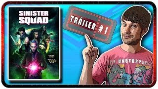 Nonton Pelicula Sinister Squad 2016 Ii Trailer Sinister Squad Mockbuster Film Subtitle Indonesia Streaming Movie Download