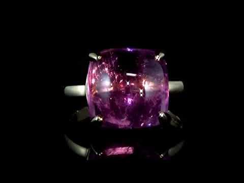 女裝18K黃金「TIFFANY & CO.」紅碧璽戒指
