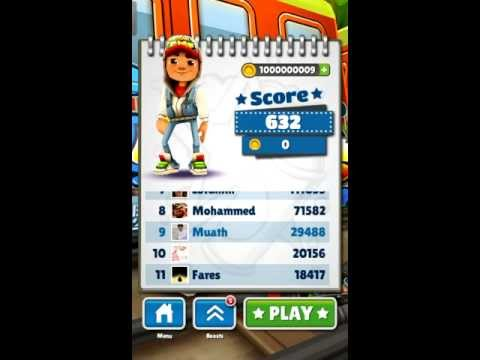 subway surfers android 2.2