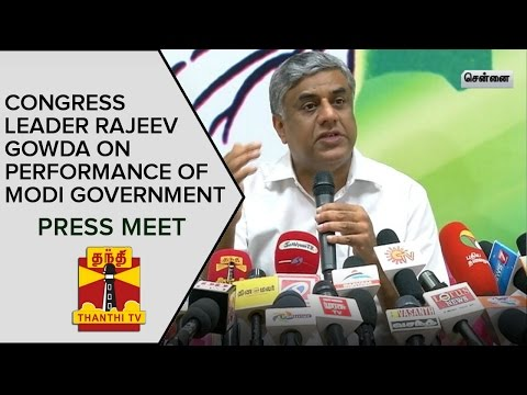 Congress-Leader-Rajeev-Gowda-on-Performance-of-Modi-Government-over-the-Past-2-Years-Press-Meet