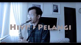 HIVI! -  Pelangi (saxophone cover by Christian Ama) Video