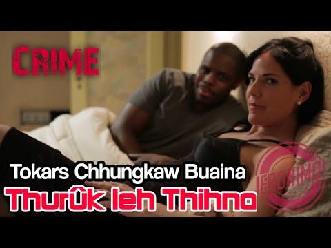 Crime-  Thurûk leh Thihna  Tokers chhungkaw buaina
