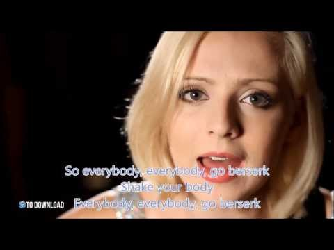 Eminem - Berzerk (Cover by Madilyn Bailey) LYRICS ON SCREEN