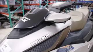 8. 2009 Sea Doo GTX IS LTD 255 Used Parts