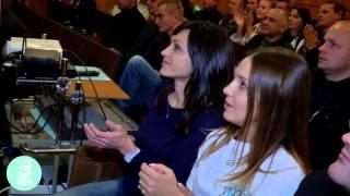 ГОЛОС МИРУ завітав до Львівського військового госпіталю