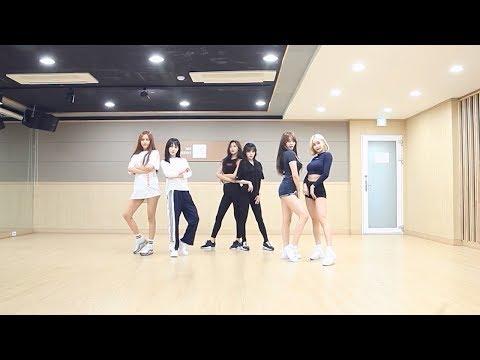 AOA - 빙글뱅글 (Bingle Bangle) Dance Practice (Mirrored) - Thời lượng: 3 phút, 40 giây.
