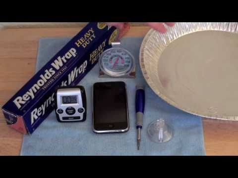 iPhone WiFi Repair: Oven Fix (Reflowing the PCB) – also works on iPod Touch