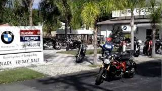 7. 2012 Ducati Streetfighter S Titanium Matt
