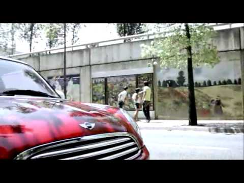 BMW MINI Cooper Driving advert commercial
