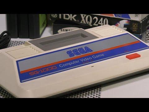 Komputer Segi i historia konsoli SG-1000 -- Time Warp