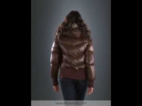 Fur Trim - Nike - Jackets & Coats - NIKE FUR TRIM PADDED JACKET - http://www.littlewoods.com/rf/navigation/entersite.do?redirectTo=search&searchtext=JZ270&aff=video&aff...