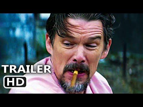 CUT THROAT CITY Official Trailer (2020) Wesley Snipes, Ethan Hawke, Eiza González, RZA Movie HD