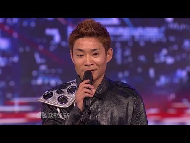 蛯名健一ダンス動画(EBIKEN)  America's Got Talent シーズン8で7万5000組の頂点へ!