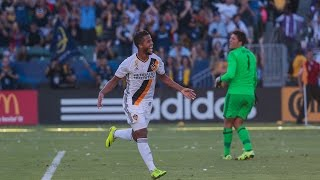 Giovani dos Santos scores from the spot against Orlando City SC Want to see more from the LA Galaxy? Subscribe to our channel ...