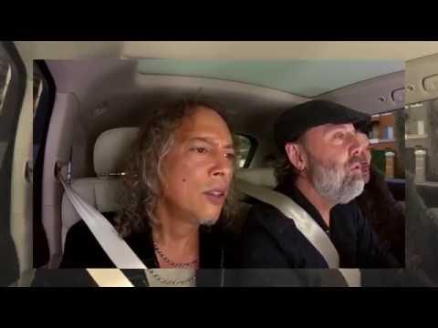 Metallica поют песню Рианны
