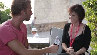 Barbara Maffeo all'Ischia Film Festival 2014