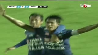 Video Highlights Arema FC vs Semen Padang [5-3] Gojek Traveloka Liga 1 MP3, 3GP, MP4, WEBM, AVI, FLV Februari 2018