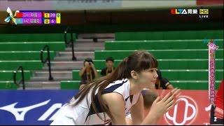 Sabina Altynbekova - Kazakhstan U19 Asian Women Volleyball in Taiwan 2014 In July 2014, Sabina Altynbekova (kazakh...