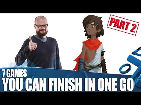 7 Mind Blowing Games You Can Totally Finish In One Sitting - Part 2