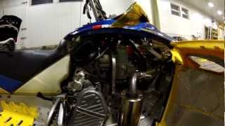 6. 2007 Ski Doo REV MXZ X RS 800H.O. PTEK  2013 Late Season Update !!