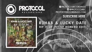 Thumbnail for R3hab & Lucky Date — Rip It Up
