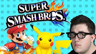Super Smash Bros. – JynxStep