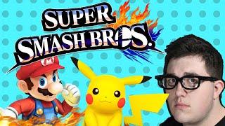Super Smash Bros. – JynxStep