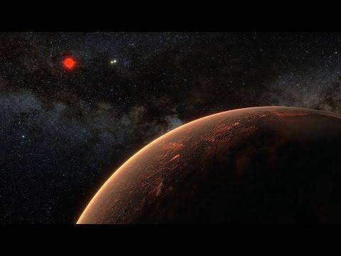 "Video - Ένας Eλληνας στην ομάδα που ανακάλυψε το ""αδερφάκι"" της Γης -Τον πλανήτη ""Proxima B"" [εικόνες&βίντεο]"