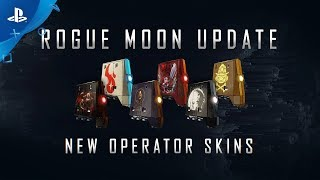 Prey: Mooncrash - Free Rouge Moon Update Trailer | PS4