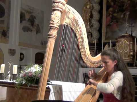 Nachtstück – Engelbert Humperdinck, Silke Aichhorn – Harfe / Harp