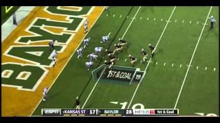 Arthur Brown vs Baylor (2012)