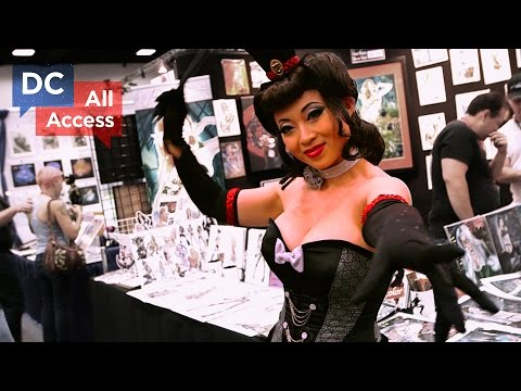 cosplay - Check out the best DC cosplayer costumes from San Diego Comic-Con 2014. Featuring: YaYa Han as Zatanna - @YaYaHan Kimi as Big Barda - @GoldenLassoGirl Chrissy Lynn as Zatanna - @MissChrissyLyn...