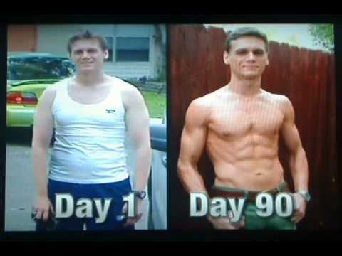 P90X Commercial: Part 2 of 3