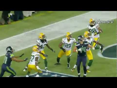 Green Bay Packers Screwed Out of Victory by Referees 25/9 - 12 HD