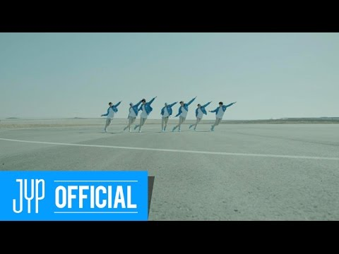 GOT7 look 'Fly' in MV tea…