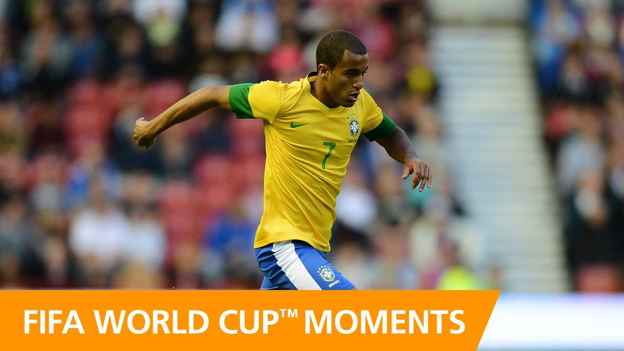 World Cup Moments: Lucas Moura