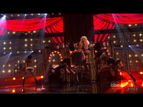 ATOS – Christina Aguilera – Express – American Music Awards Live HD 1080p