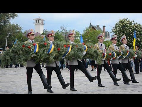 72-гу річницю перемоги над нацизмом відзначили у Черкасах