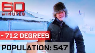 Download Video Visiting the coldest town in the world - Chilling Out | 60 Minutes Australia MP3 3GP MP4